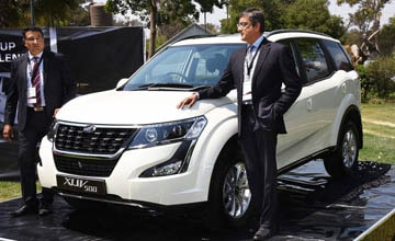 The Stylish New XUV500