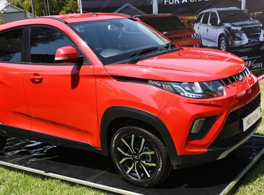 The New KUV100 NXT