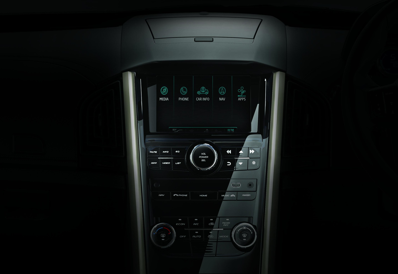 Touch Screen Infotainment