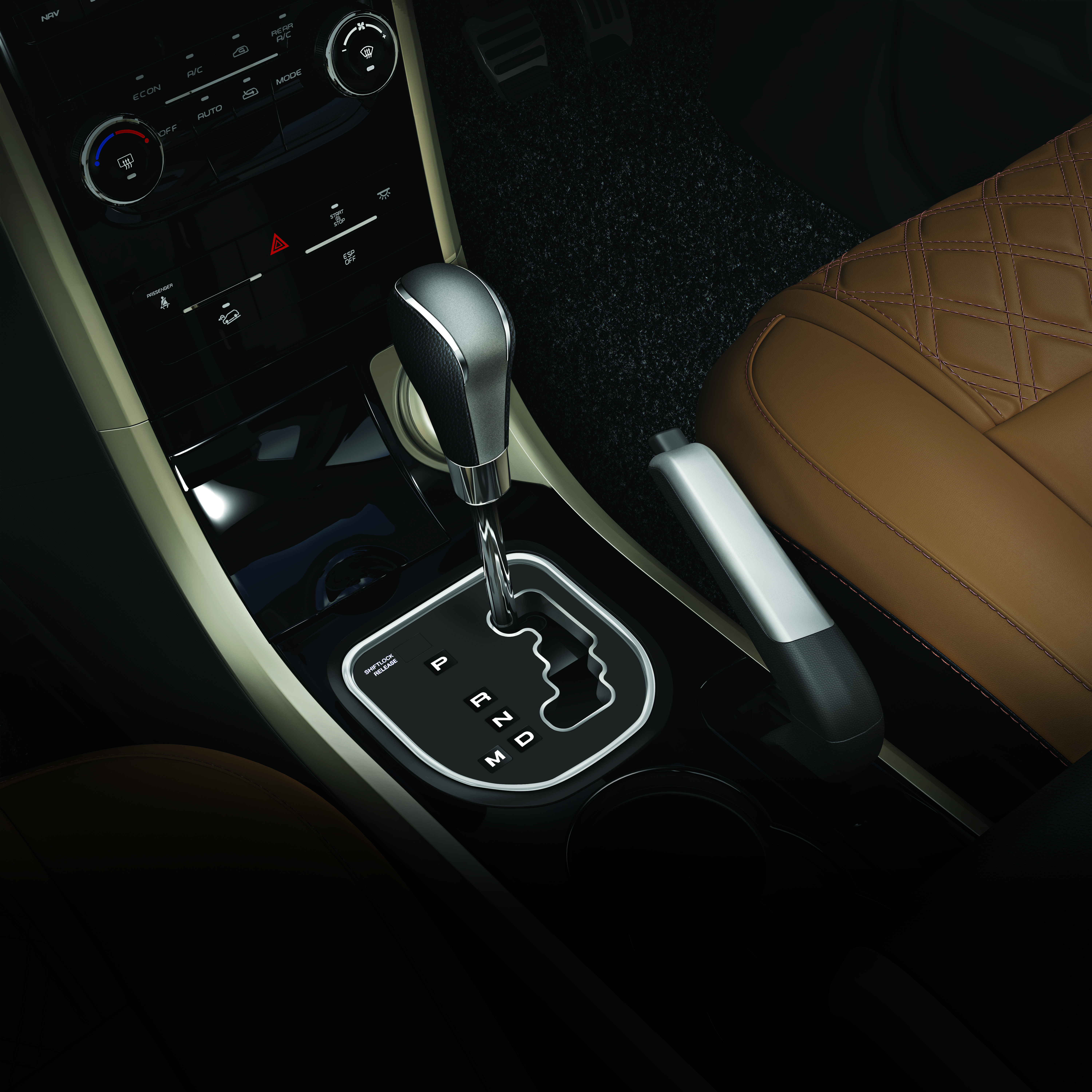 6-Speed Manual/Automatic Transmission