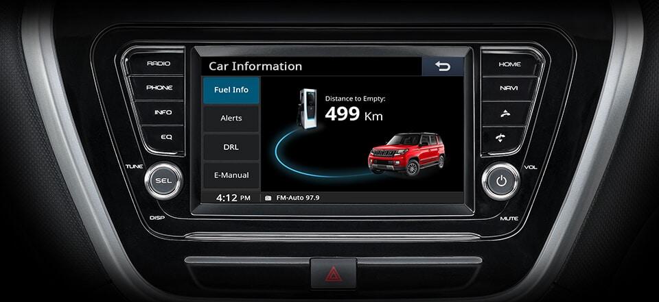 Driver information system