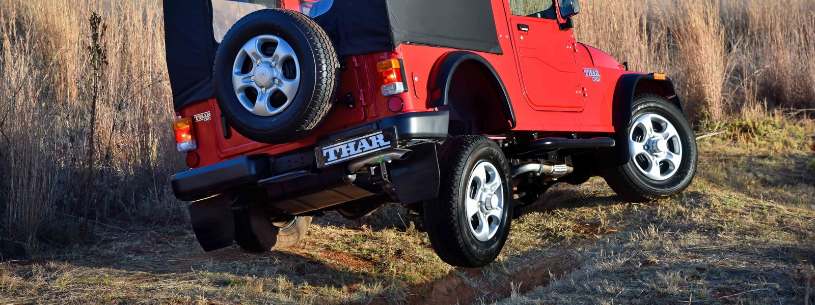 200 mm ground clearance