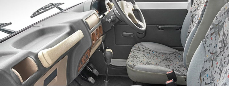 Soft-to-the-touch vinyl seat upholstery