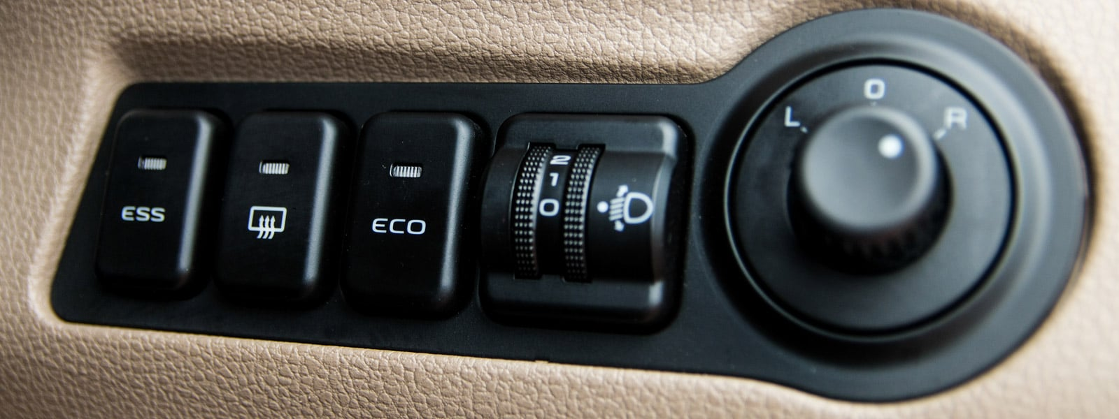 ECO mode + micro hybrid technology