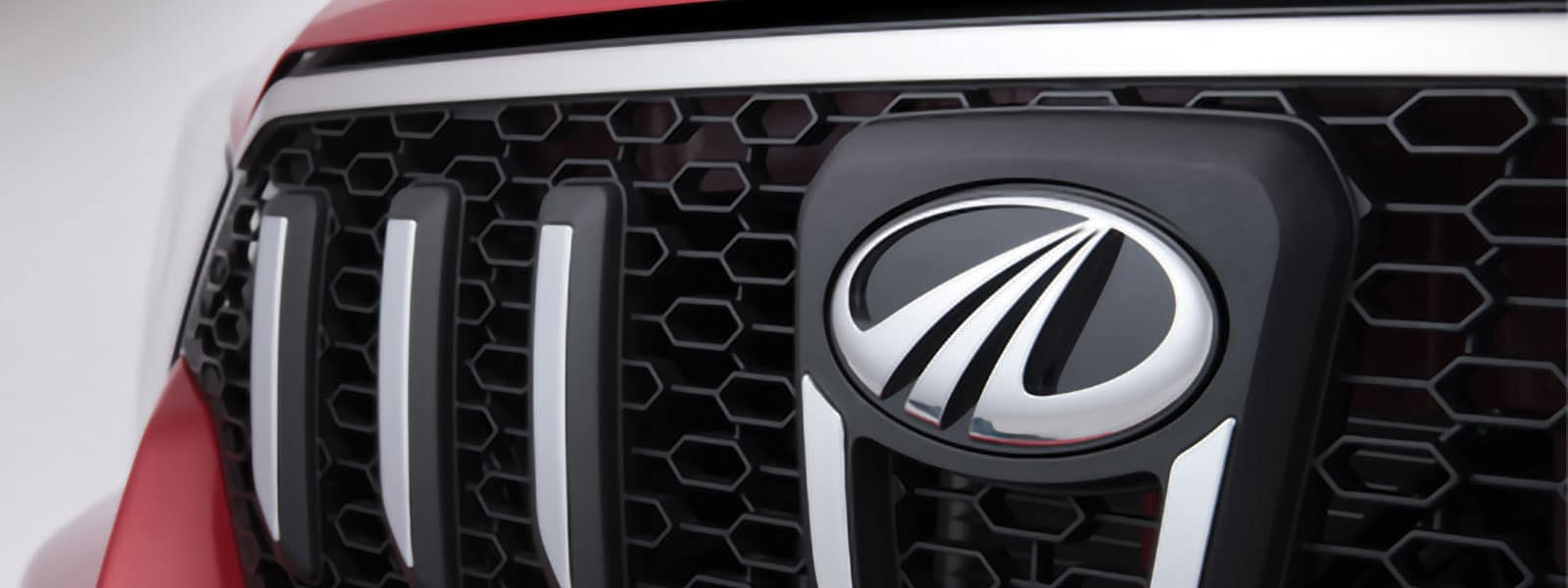 Restyled signature grille