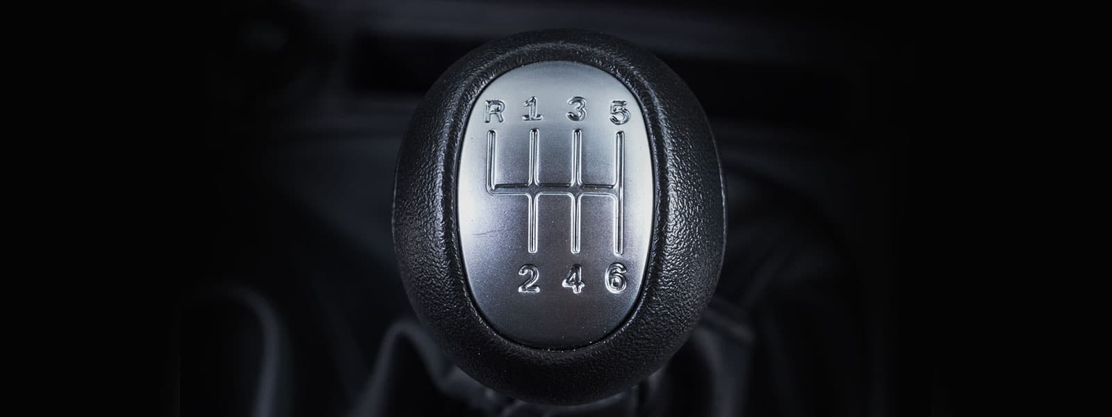 6 Speed Transmission
