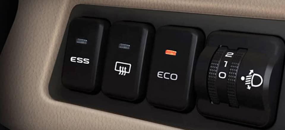 ECO mode + micro hybrid technology