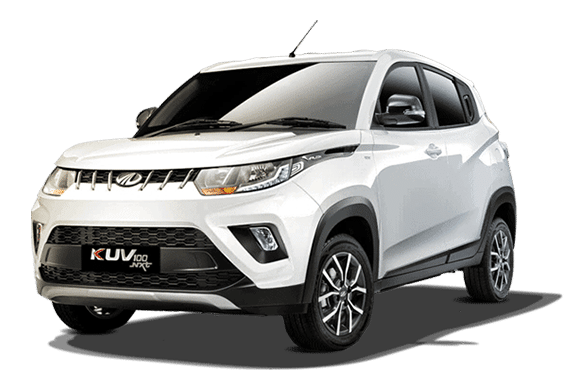 The Mahindra KUV100 NXT is the country's most budget-friendly compact crossover